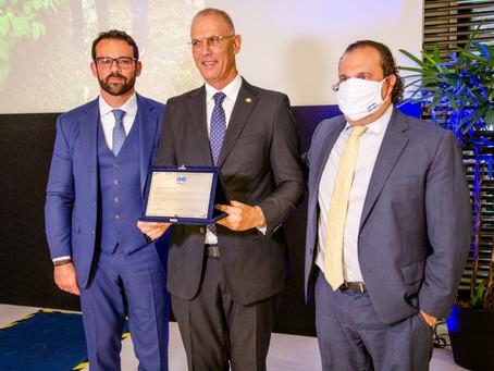 Cerimônia de despedida ao Embaixador de Israel Yossi Shelley