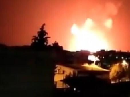 EUA atacam combatentes apoiados pelo Irã na Síria, na 1ª ação militar sob Biden