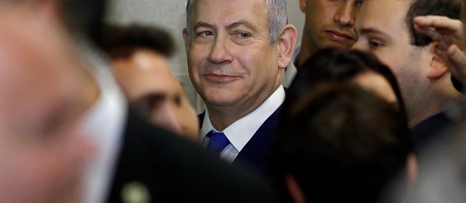 Rivlin convoca oficialmente Netanyahu para formar o próximo governo
