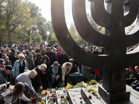 Filme ucraniano explora a 'história profunda' do massacre de Babi Yar