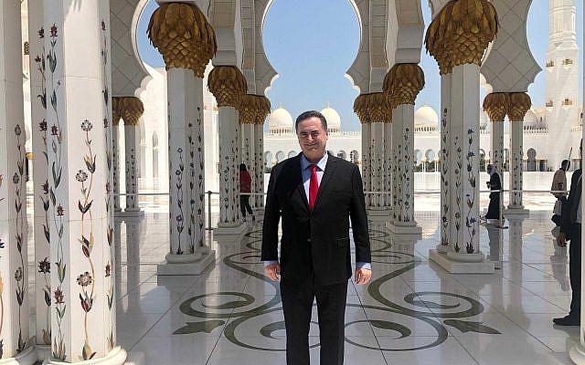Ministro confirma iniciativa de assinar acordo histórico com os Estados Árabes