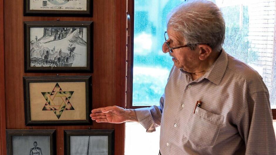 Em Erbil, os poucos judeus remanescentes do Iraque se apegam a uma herança decadente