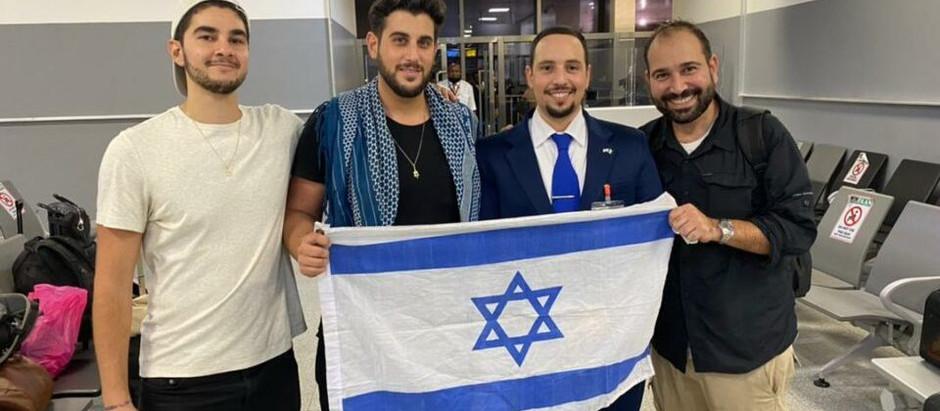 Como três cineastas israelenses acabaram se tornando a história na África