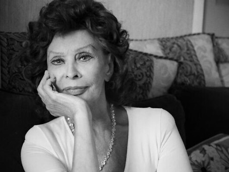 Sophia Loren nomeada 'fellow' honorária da escola de cinema de Jerusalém
