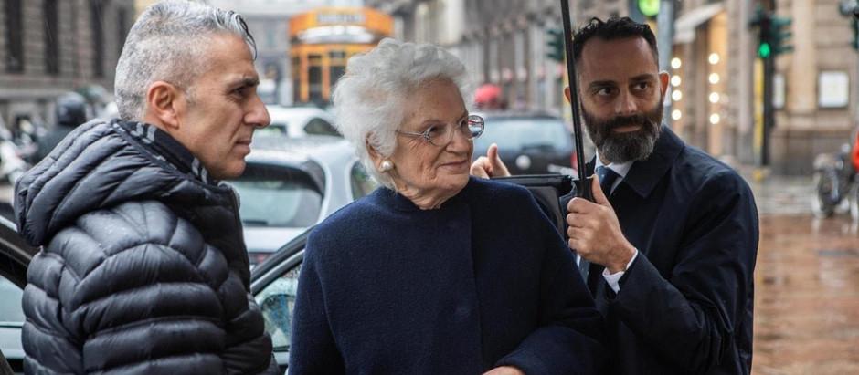 Senadora italiana sobrevivente do Holocausto recebe proteção policial após ameaças