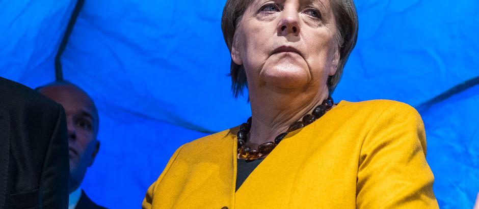 Opinião: Angela Merkel merece um prêmio pelo sionismo?