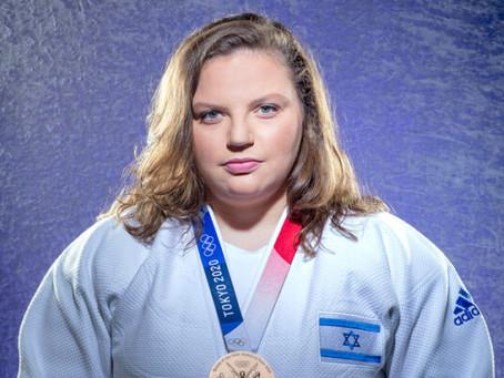 'Medalha olímpica significa minha vitória nas batalhas travadas dentro e fora do tatame'