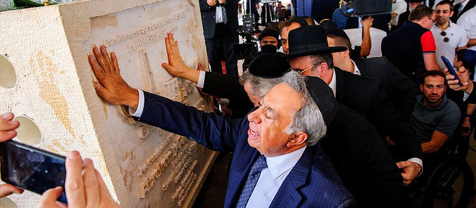 Com medo de ataques, judeus constroem a 'Cidade da Torá' perto da Cidade do México