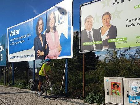 Nova cidadania em mãos, israelenses votam do exterior nas eleições portuguesas