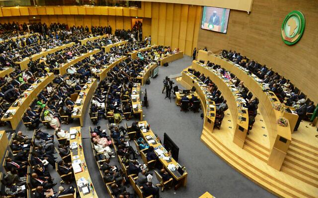 Israel vai se juntar à União Africana como observador depois de ser mantido fora por 2 décadas