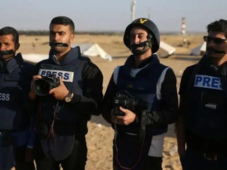 Jornalistas pedem proteção à ONU contra a Autoridade Palestina