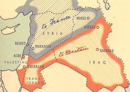 *A Formação dos Estados Nacionais no Oriente Médio¹*