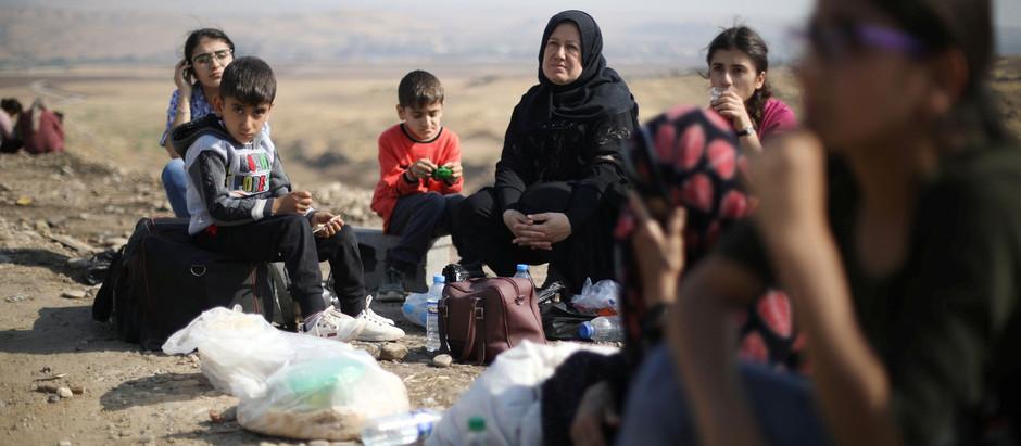 Israel diz apoiar curdos na Síria