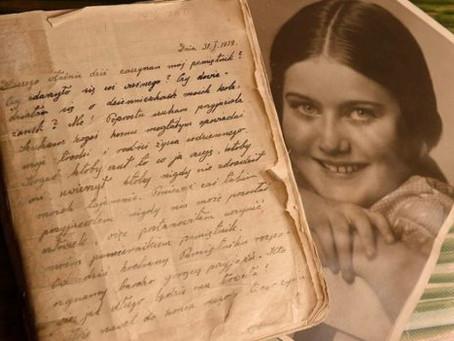 Diário de jovem judia polaca vai ser publicado, 70 anos depois
