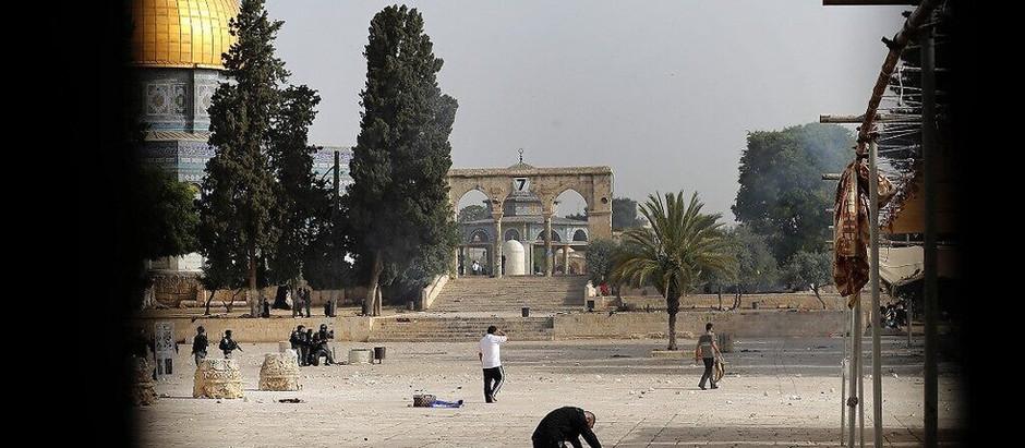 Israel, congelado em um momento fatídico, no Dia de Jerusalém ao meio-dia