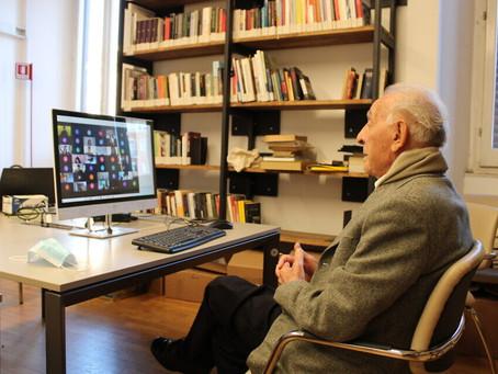 Sobreviventes do Holocausto italianos contam como escaparam da morte