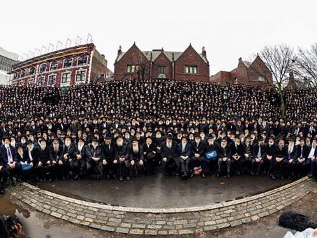 Evento virtual Chabad destaca o triunfo da resiliência judaica