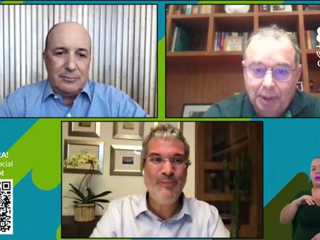 Luis Stuhlberger,  fala sobre economia, trajetória de vida e valores judaicos