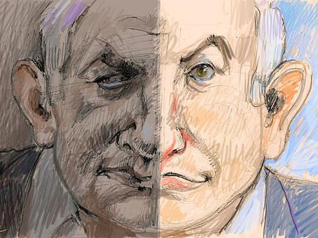 Os dois lados de Netanyahu