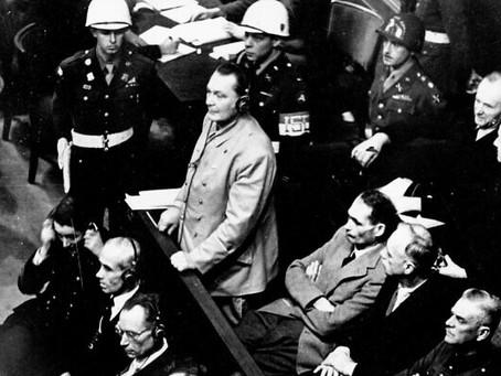 Nuremberg completa 75 anos desde julgamentos que estabeleceram o conceito de criminosos de guerra