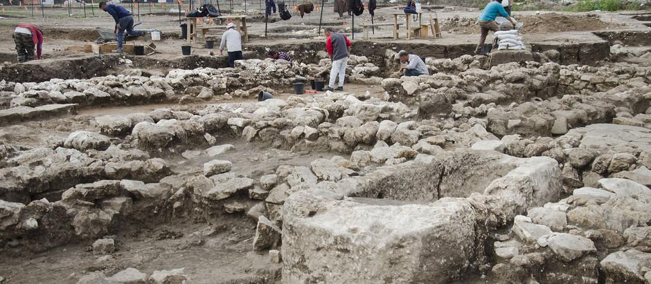 'Nova York antiga de Israel': megalópole cananéia de 5.000 anos pode reescrever a história