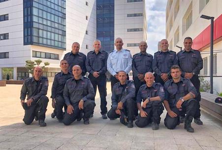 Assistência israelense contra os incêndios no Brasil