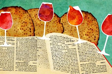 Você nunca viu um convidado do Seder    como este