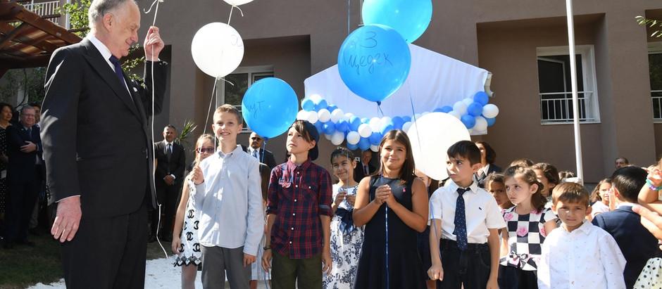 A comunidade judaica da Bulgária abriu sua primeira escola judaica em mais de 20 anos
