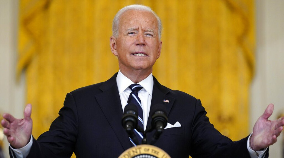 Julgamento catastrófico de Joe Biden