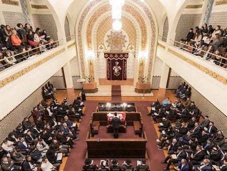 Novo amanhecer: a comunidade judaica portuguesa ganha vida