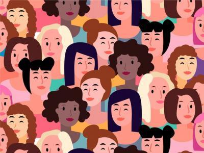 Comunidade celebra as mulheres