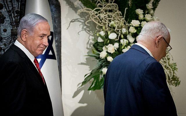 Netanyahu diz ao presidente que não pode formar governo; agora é a vez de Gantz tentar