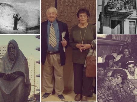 Israelense de 85 anos testemunha o pogrom de inspiração nazista que massacrou  'judeus iraquianos'