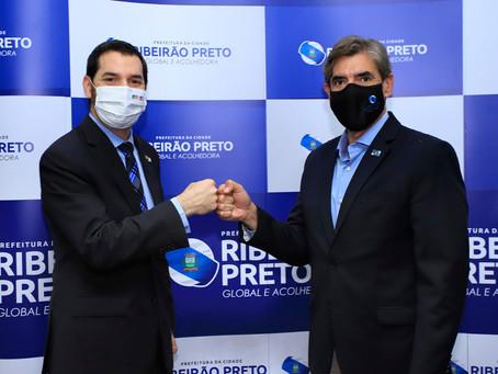 Cônsul de Israel visita os municípios de Serrana e de Ribeirão Preto