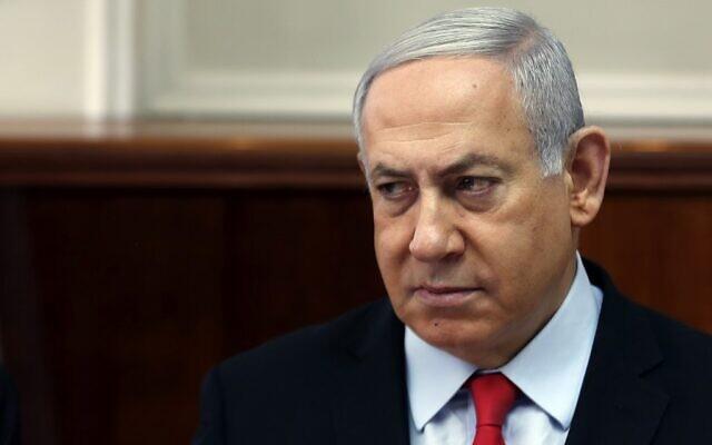 Procurador-Geral submete Netanyahu para ser julgado por suborno, fraude e quebra de confiança