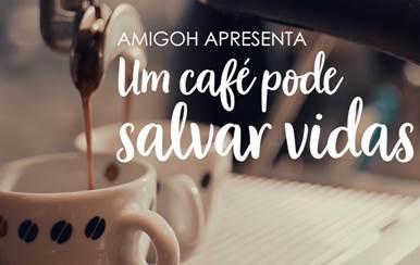 Campanha da AMIGOH para Novembro Azul transforma o cafezinho em ato solidário