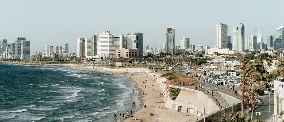 Vocês sabiam que o governo de Israel paga para as cias aéreas voarem para o país?