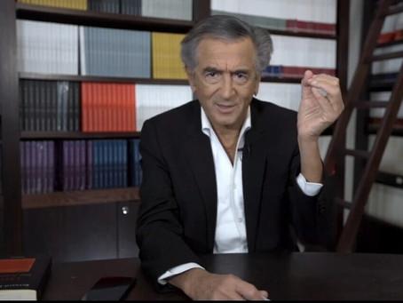 Bernard-Henri Levy em apelo de unidade para evitar controle do Congresso Sionista pela direita