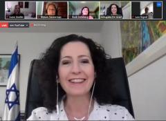Marina Rosenberg relata como é ser Embaixadora  de Israel no Chile