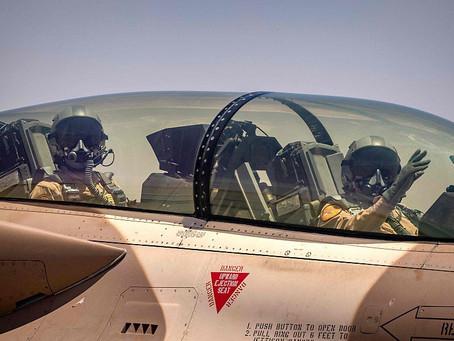 Avião da Força Aérea Marroquina pousa em Israel antes do exercício militar internacional
