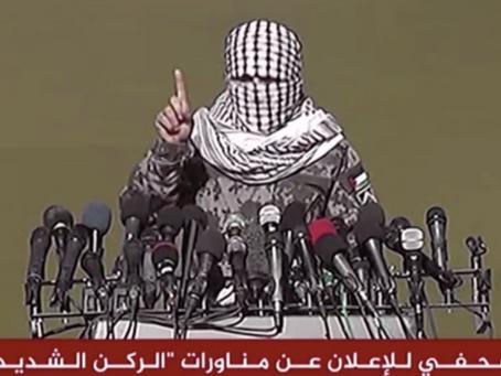 Grupos terroristas de Gaza lançam exercícios conjuntos, lançam foguetes no mar como 'mensagem'