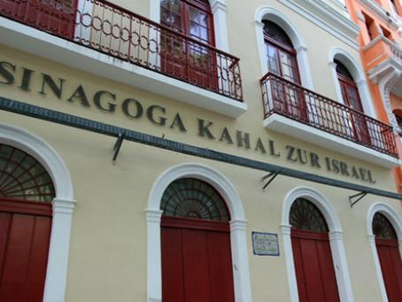Sinagoga Kahal Zur promove curso sobre temática judaica