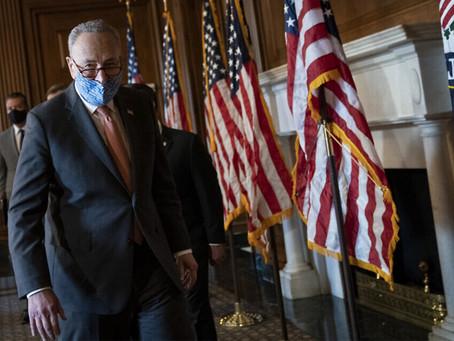 Chuck Schumer é agora a autoridade eleita judaica de mais alto escalão em Washington