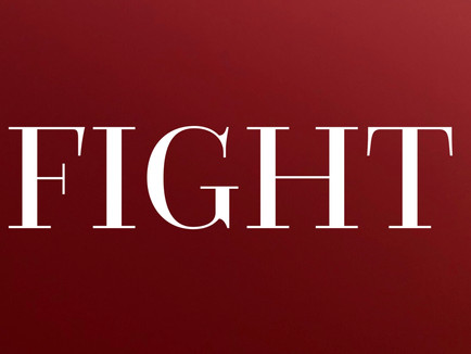 Fight For Me!