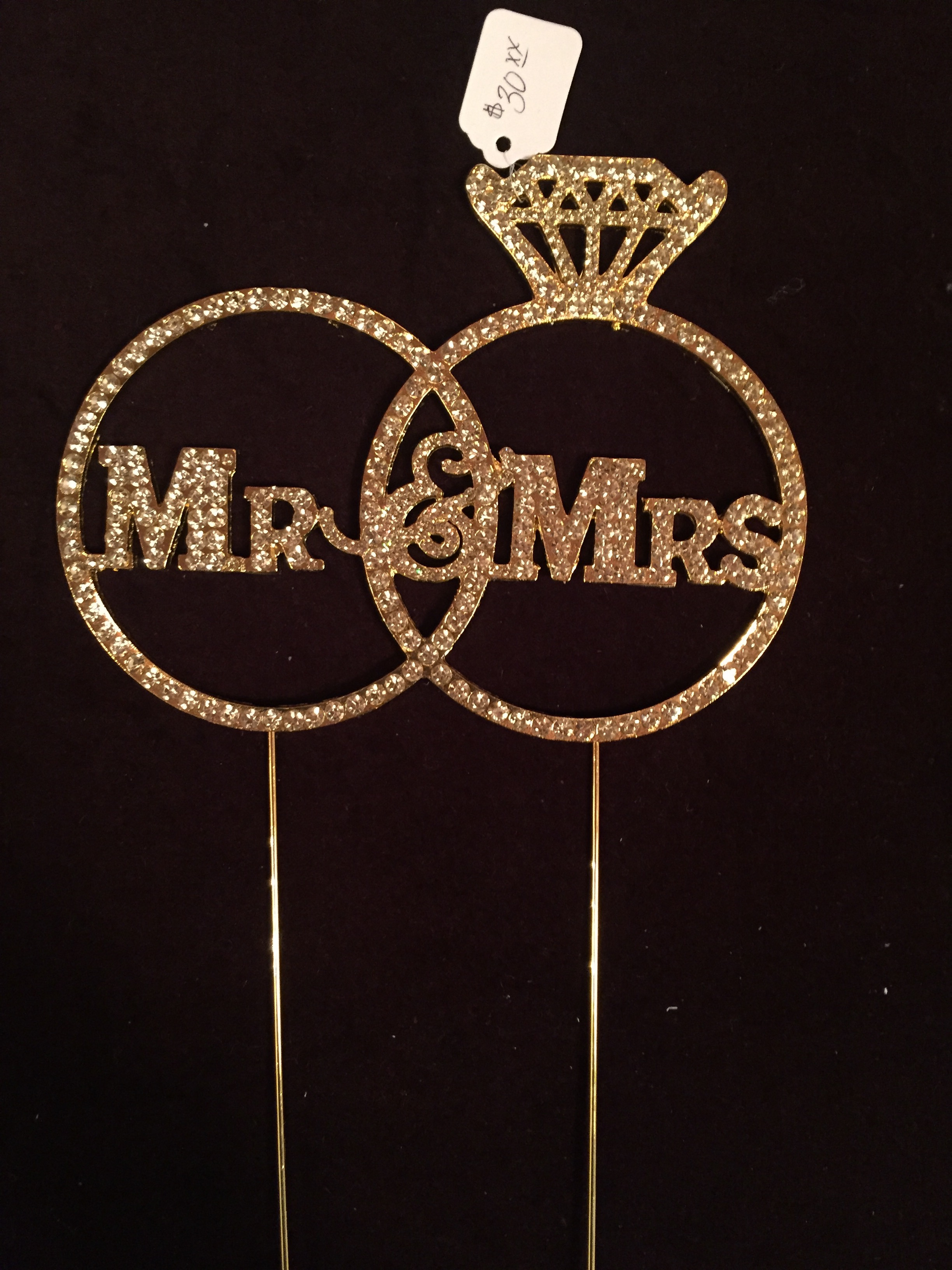 Mr and Mrs Gold