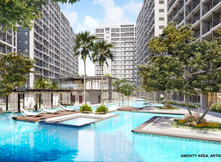 Wish you were here: Resort living in the metro