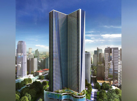 Air Residences: Providing a demeanor of solace in a bustling city