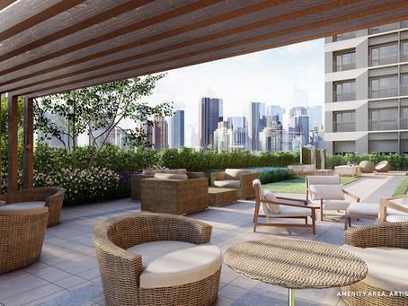 SMDC Mint Residences: Where metropolitan way of life meets green living