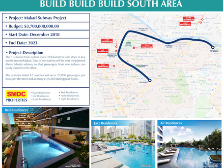 South Manila Infrastructure