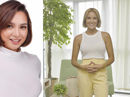 On SMDC's YouTube channel, supermoms Sarah Lahbati and Ryza Cenon take home improvement to new heigh